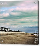 Early Morning Townsends Inlet  Cape May Acrylic Print