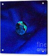 Earth Alone Acrylic Print