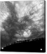 Earth And Sky No.19 Acrylic Print