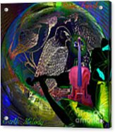 Earth Melody Acrylic Print