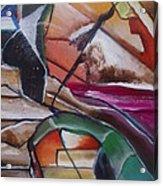Earth Tones 2 Acrylic Print