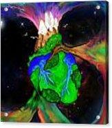 Earthheart Acrylic Print