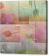 Earthly Garden Acrylic Print