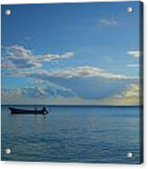 Easing Into The Day Acrylic Print