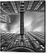 East 24th Acrylic Print by John Farnan