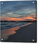 East Beach Santa Barbara Acrylic Print