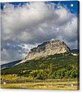 East Flattop Mountain Acrylic Print