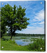 East Harbor State Park - Scenic Overlook 2 Acrylic Print