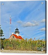East Point In September Acrylic Print
