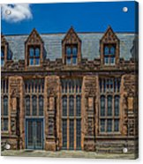 East Pyne Hall Acrylic Print