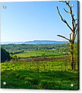East Tennessee Acrylic Print