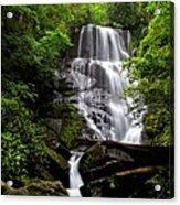 Eastatoe Falls II Acrylic Print