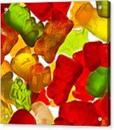 Easter Bunny Gummies 2 A Acrylic Print