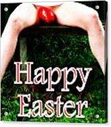 Easter Card 3 Acrylic Print
