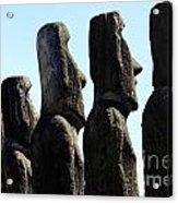 Easter Island 11 Acrylic Print