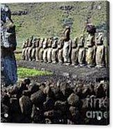 Easter Island 4 Acrylic Print
