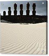 Easter Island 9 Acrylic Print