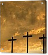 Easter Reminder Acrylic Print