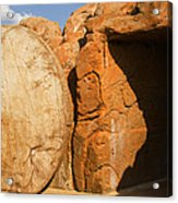 Easter Tomb Groom Texas Acrylic Print
