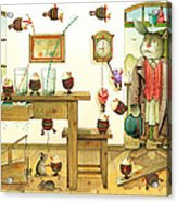 Eastereggs 01 Acrylic Print