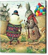 Eastereggs 03 Acrylic Print