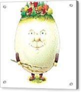 Eastereggs 04 Acrylic Print