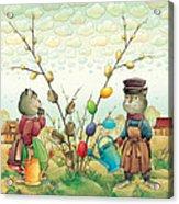 Eastereggs 05 Acrylic Print