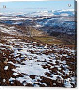 Eastern Cairngorms Acrylic Print