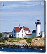 Eastern Point Lighthouse Acrylic Print