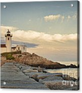 Eastern Point Lighthouse Acrylic Print