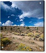 Eastern Sierras 10 Acrylic Print