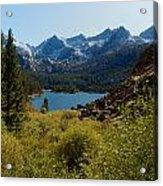 Eastern Sierras 22 Acrylic Print