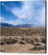 Eastern Sierras 8 Acrylic Print