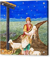 Eastern Star Acrylic Print