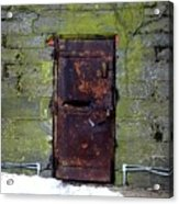 Eastern State Penitentiary 4 Acrylic Print