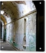 Eastern State Penitentiary 8 Acrylic Print