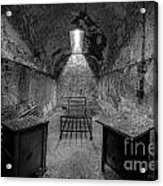 Eastern State Penitentiary Bw Acrylic Print