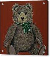 Easton's Teddy Acrylic Print