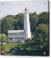 Eatons Neck Lighthouse Acrylic Print