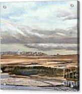 Ebb Tide-the Gurnet Acrylic Print