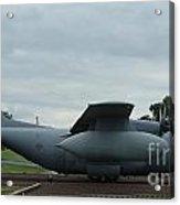 Ec130e Cargo Plane Acrylic Print
