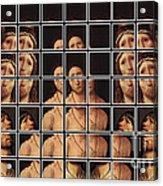 Ecce Homo 2 Acrylic Print by Elena Mussi