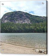 Echo Lake Acrylic Print