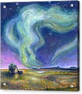 Echoes In The Sky Acrylic Print