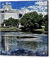 Eckerd College  Acrylic Print