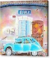 Ecole Acrylic Print