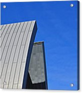 Edge Of Heaven - Architectural Photography By Sharon Cummings Acrylic Print