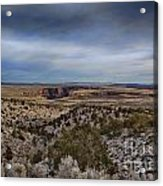 Edges Of The Grand Canyon Acrylic Print