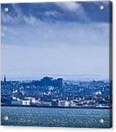 Edinburgh Castl Acrylic Print