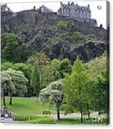 Edinburgh Castle 6493 Acrylic Print